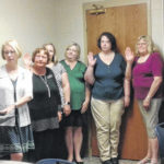 Piqua-Lewis Boyer Daughters of the American Revolution installs new officers