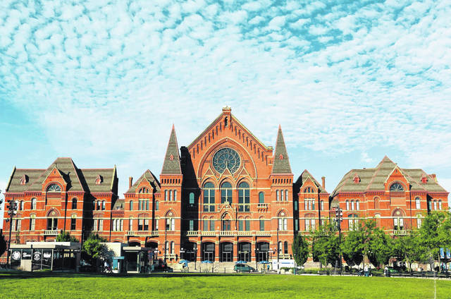 Provided photo The Troy-Hayner Cultural Center will host a day trip on Aug. 7 to tour the historic Cincinnati Music Hall and an Under the Rhine tour of the Over-the-Rhine district.