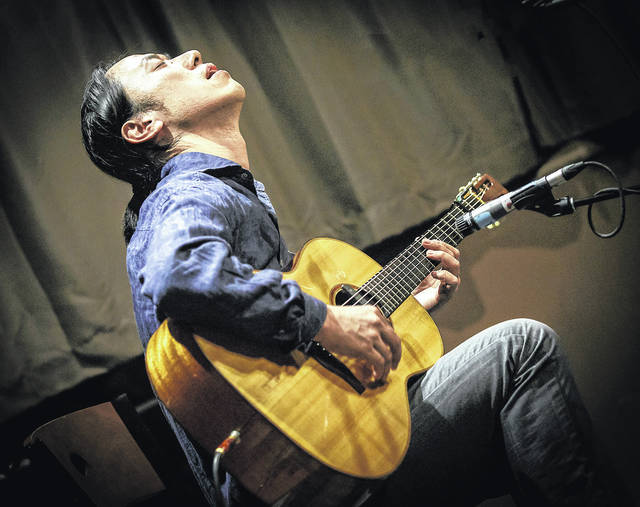 Provided photo Hiroya Tsukamoto will be in the Troy-Hayner Cultural Center's courtyard for Hayner's Lucky Lemonade Concert series on July 23 at 7:30 p.m.