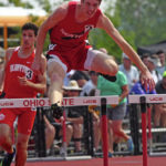 Stine, Cates, Covington and Lehman relays find podium at D-III state track