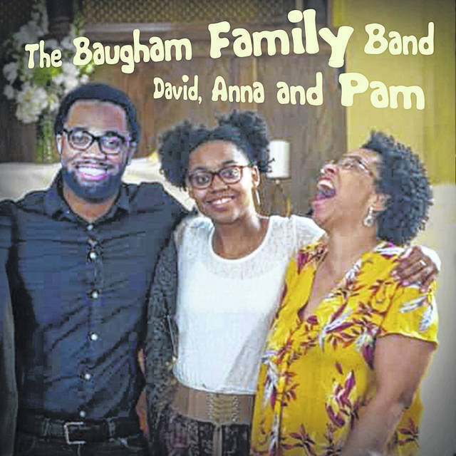 Provided photo The Baughman Family Band will perform on Aug. 3 at 7:30 p.m. in the courtyard at the Troy-Hayner Cultural Center, located at 301 W. Main St. in Troy.