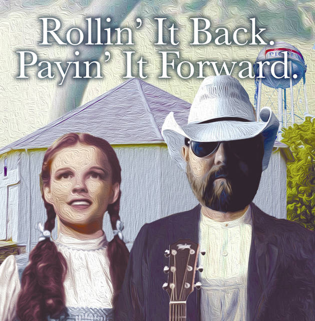 "Provided art Fond Kiser, 1979 Piqua High School graduate, will perform a solo acoustical show ""Rollin' It Back. Payin' It Forward,"" at 7 p.m. Friday, Aug. 2 at The Octagon Barn at Orrmont Farm, 150 Fox Drive, Piqua."