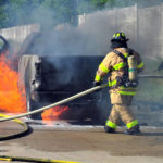 No injuries in I-75 truck fire