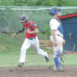 Troy Post 43 opens district tournament with 12-5 win over Greenville Post 140