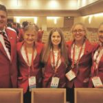 Newton's FCCLA excel at national conference