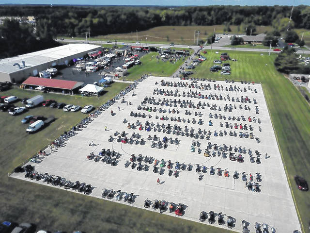 Provided photo This year's Bikefest, which will be held at the Piqua Harley-Davidson, 1501 E. Ash St, Piqua, begins Saturday, Sept. 14, from 10 a.m. to 10 p.m. and continues Sunday, Sept. 15, from 10 a.m. to 6 p.m.