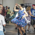 Contra Dance Party to be held at the Troy-Hayner Cultural Center