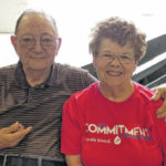 Wolfe couple celebrating 60th anniversary
