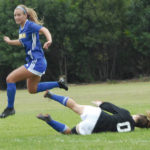 Lehman Catholic girls soccer plays to 2-2 tie with Mariemont
