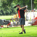 Hadden uses consistency to win Miami County golf title by four shots
