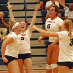 Piqua volleyball loses in five sets to Greenville in MVL action
