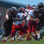 Covington football makes quick work of Twin Valley South