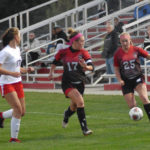 Newton girls soccer advances with 4-1 win over Miami Valley in D-III sectional action