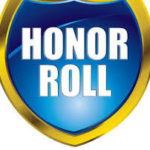 Miami East Junior High School First Quarter Honor Roll