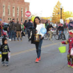 Costumed characters hit the streets