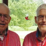 Local twins celebrate 90th birthday