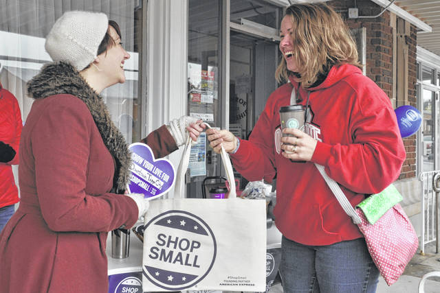 Miami Valley Today file photo Small Business Saturday, an alternative to Black Friday and Cyber Monday, will be returning on Saturday, Nov. 30.