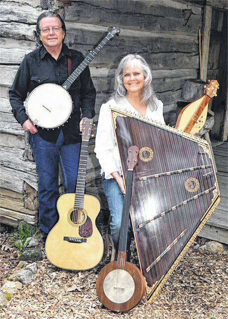 Provided photo On Jan. 11, the Steve and Ruth Smith will lead several workshops at the West Charleston Church of the Brethren in Tipp City.