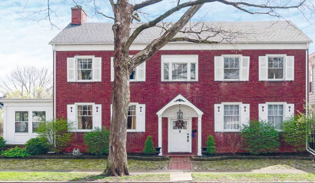 Provided photo A featured home will be the Dr. Robert M. Shannon House at 525 Caldwell St.