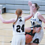 Bradford girls start fast, hold off Covington in CCC action
