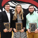 Covington inducts four into Athletic Hall of Fame