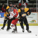 Troy hockey tops Centerville on Senior Night, 4-1