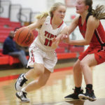 Tipp girls clinch share of MVL title, top West Carrollton