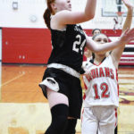 Covington girls basketball gets past Newton in CCC action