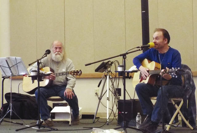 Matt Clevenger | For Miami Valley Today Troy-based group Vaughn and Jerry Live performed at the Tipp City Arts Council's annual Art Affair on Saturday, Feb. 1.