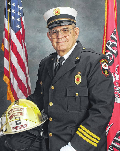 Former Assistant Chief Mike Sullenberger, of the Christiansburg Fire Company, recently retired from his position after half a century on the force.
