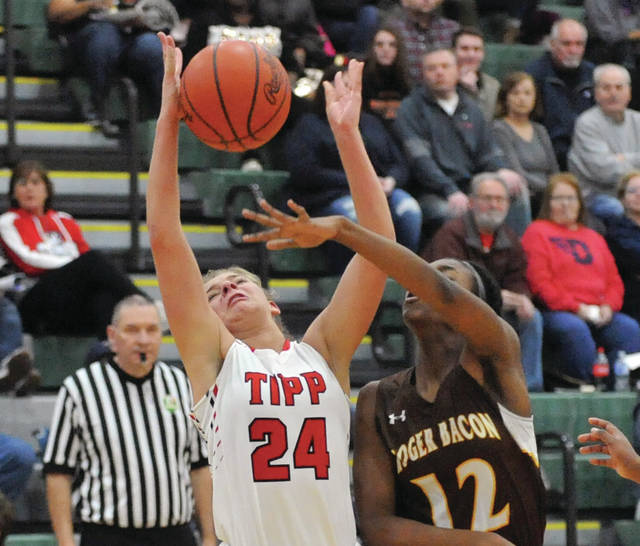 Josh Brown   Miami Valley Today Tippecanoe's Kendall Clodfelter was named first team All-Southwest District in Division II.