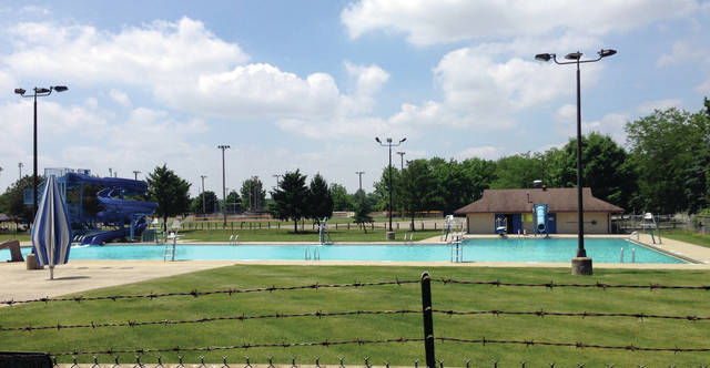 The city of Piqua Municipal Swimming Pool will be closed this summer.