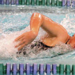 Glaser signs with Findlay: Troy Christian senior to continue swimming career for Oilers