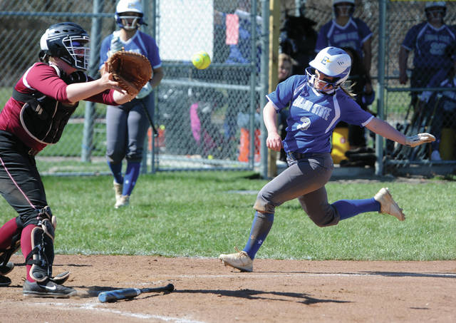 MVT File Photo Edison State softball looks forward to getting back on the diamond next spring.