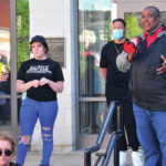 Protesters take to streets in Piqua in peaceful march