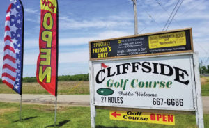 Cliffside Golf Course closing: Bethel high school teams searching for new home