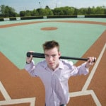Clutch hit: Wright State's William Crotty inspiration for Miracle League baseball field