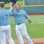 Late-game errors hurt Scouts