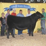 Local cattle farms win triple crowns at state fairs