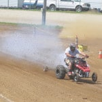 Racers take to Greene Co. Fairgrounds track