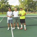 Burguera nets fourth Fairborn tennis title