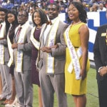 Royal Court on the field