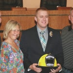 Fairborn swears in new firefighter/paramedic