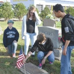 FCS recongize Veterans Day