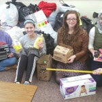 Bellbrook students give back