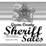 Sheriffs Sales: June 21, 2016