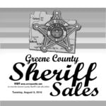 Sheriff Sales: Aug. 9, 2016