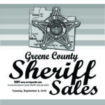 Sheriff Sales: Sept. 6, 2016