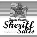 Sheriff Sales: Sept. 13, 2016