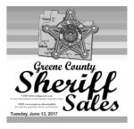 Sheriff Sale: June 13, 2017